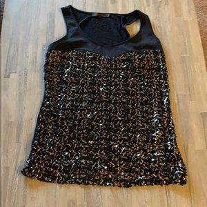 The Limited sequin tank